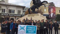 TÜGVA'lı Gençler Bolu'yu Gezdi