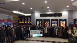 TÜGVA Yalova Üyesi Genç Kardeşlerimizle Birlikte Reis Filmini İzkedik