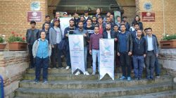 TÜGVA'lı gençler Eskişehir'i gezdi