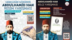 Ulu Hakan Abdülhamid Han konulu Resim ve Bilgi Yarışması