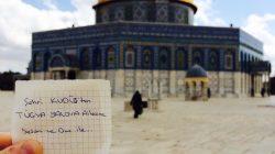 TÜGVA Yalova, Kudüs'ten döndü