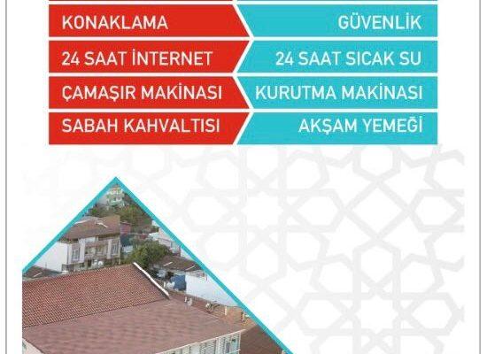 MİHMANDAR ERKEK ÖĞRENCİ YURDUMUZUN KAYITLARI BAŞLADI!
