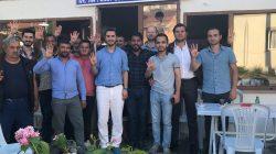 TÜGVA'dan Romanlar Derneği'ne ziyaret