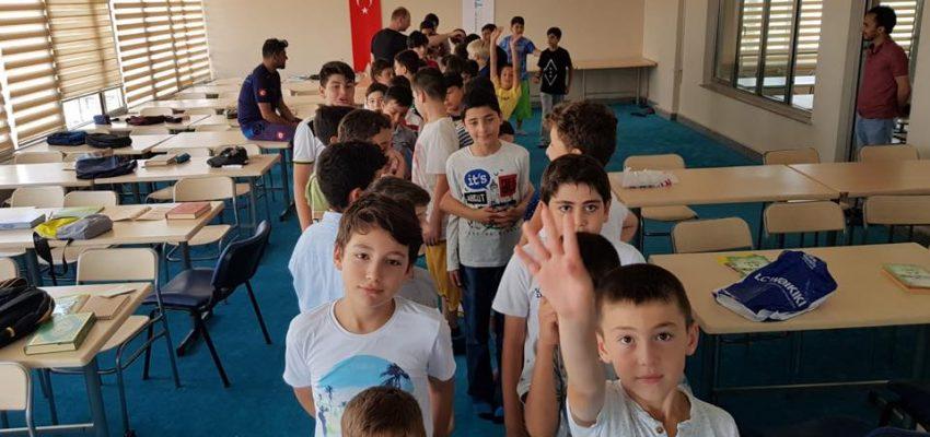 TÜGVA Yaz Okulu başladı!